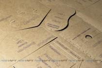 Плоттерная резка лекал из электрокартона