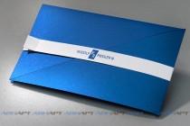 Открытка из текстурной (дизайнерской бумаги), цифровая печать, плоттерная резка и биговка, киригами