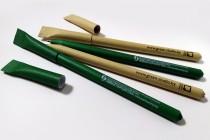 ЭКО-ручка для письма из бумаги
