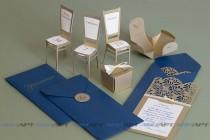 Плоттерная резка и биговга текстурного (дизайнерского) картона