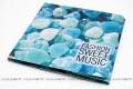 Упаковка CD/DVD диска 308х130мм, полноцветная печать, текстурный (дизайнерский) картон, спайдер